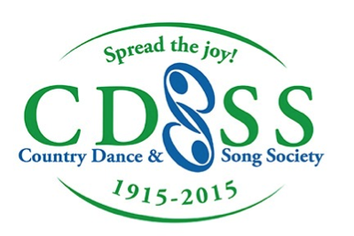 Country Dance and Song Society Logo